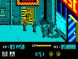 Renegade ZX Spectrum Nothing is better than precise kick