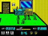 Renegade ZX Spectrum Each single hit by razor is deadly