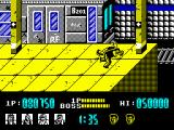 Renegade ZX Spectrum Game is finished but you can try harder difficulty