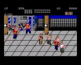 Renegade Amiga Punched in the head