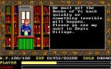 Ys: The Vanished Omens DOS The fortune-teller's premonitions (EGA/Tandy)