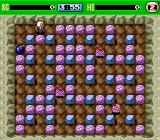 Bomberman '93 TurboGrafx-16 Planet Quarry