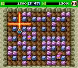 Bomberman '93 TurboGrafx-16 Bomberman kills himself