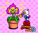 Bomberman '93 TurboGrafx-16 Petunia looks like she could use some water anyway