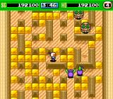 Bomberman '93 TurboGrafx-16 Planet Wither