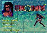 Eternal Champions Genesis Shadow's biography