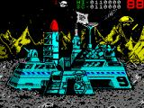 Hammer Boy ZX Spectrum Stage 4 - The Space Base