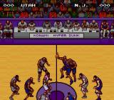 Double Dribble: The Playoff Edition Genesis Starting...