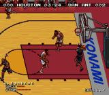 Double Dribble: The Playoff Edition Genesis Rebound