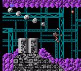 S.C.A.T.: Special Cybernetic Attack Team NES These enemies can stretch to reach you almost anywhere on the screen.