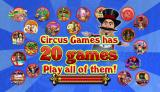 Circus Games Wii Loading screen