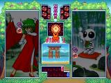 Puyo Puyo Sun Windows Battle screen