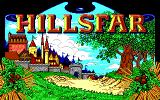 Hillsfar DOS Title screen