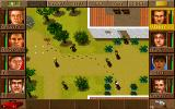Jagged Alliance DOS Explore your HQ site!!!