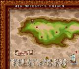 Cutthroat Island Genesis Map