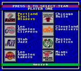 Bulls vs. Blazers and the NBA Playoffs Genesis Selecting your team
