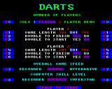 Superstar Indoor Sports BBC Micro Settings for darts