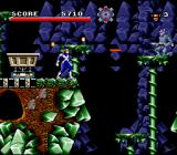 Spider-Man X-Men: Arcade's Revenge SNES Cyclops has to find his way out of a huge mine.