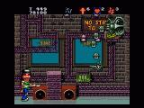Wayne's World Genesis The first boss