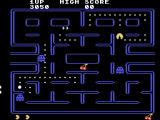 Pac-Man TI-99/4A You can eat the ghosts when they are blue
