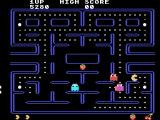 Pac-Man TI-99/4A The ghosts are trying to corner me!