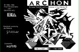Archon: The Light and the Dark Macintosh Title screen