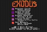 Exodus: Journey to the Promised Land Genesis Overview of a few power-ups