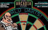 Pub Darts Amiga Title screen