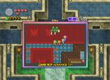 The Legend of Zelda: Four Swords Adventures GameCube If you don't have a Gameboy Advance, a window appears on screen