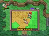 The Legend of Zelda: Four Swords Adventures GameCube Some enemies you'll have to fight in your Gameboy Advance