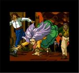 Castlevania: Rondo of Blood TurboGrafx CD Village attacked
