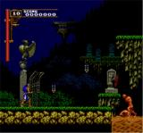 Castlevania: Rondo of Blood TurboGrafx CD Graveyard