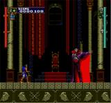 Castlevania: Rondo of Blood TurboGrafx CD Dracula