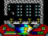 Captain Dynamo ZX Spectrum Secret room