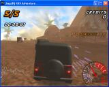 Jeep 4x4 Adventure Windows Powerslide!