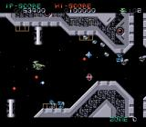 Super Nova SNES Some areas can become rather narrow